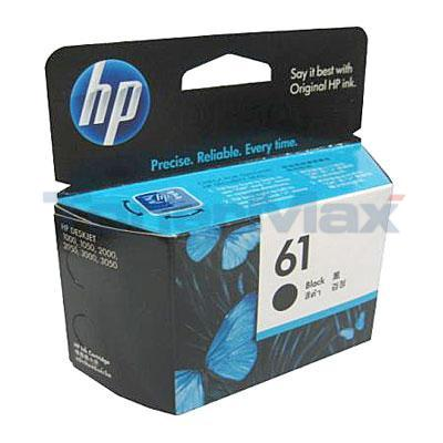 HP NO 61 INK CARTRIDGE BLACK